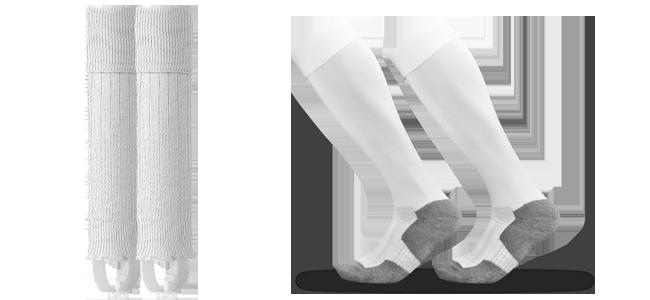 AKHOF-Print - chaussettes-de-sport