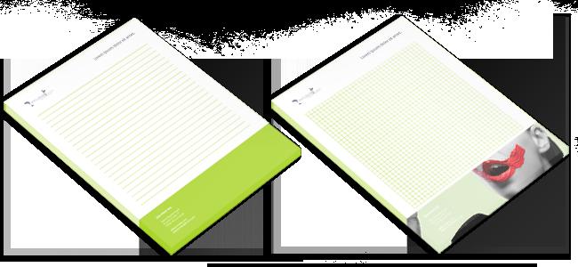 AKHOF-Print - Schreibblocks