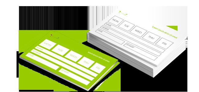 AKHOF-Print - terminkarte