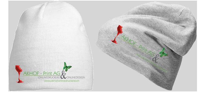 AKHOF-Print - bonnets