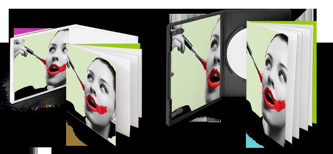 AKHOF-Print - cd-dvd-booklet