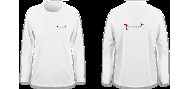 AKHOF-Print - langarmshirt