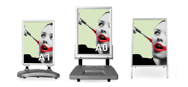 AKHOF-Print - Kundenstopper