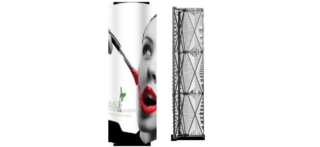 AKHOF-Print - Pop-up-tower