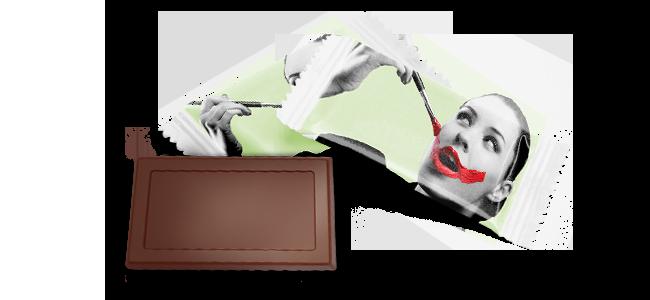AKHOF-Print - Schokolade