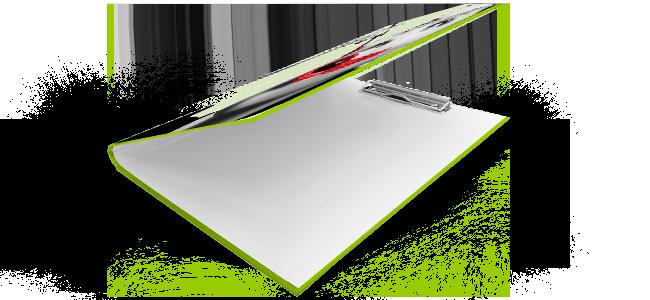 AKHOF-Print - schreibmappe