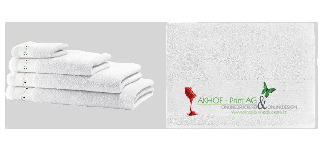 AKHOF-Print - serviettes