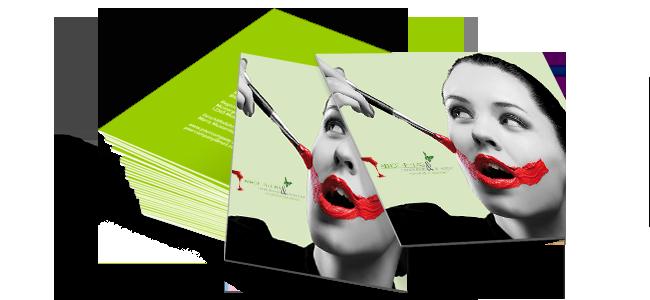 AKHOF-Print - Visitenkarten